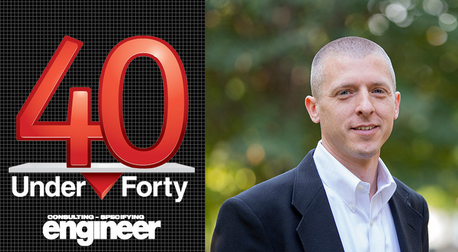 Kevin Sandrella Named to CSE's 40 Under Forty