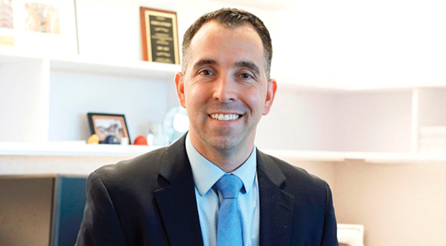 Joseph Dussault Selected as Consulting-Specifying Engineer 40 Under 40 Recipient