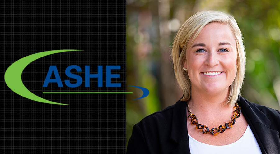 Health Facilities Management Magazine: Young Professional Brings Fresh Energy to ASHE