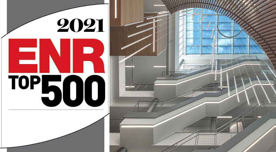 ENR Top 500 Design Firms Announced!