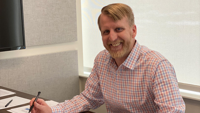 Jason Volz Selected as Consulting-Specifying Engineer 40 Under 40 Recipient