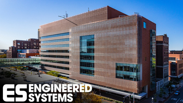 Engineered Systems Magazine Highlights Boston Medical Center