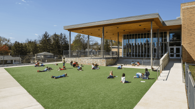 Paving A Path for Zero Energy Schools