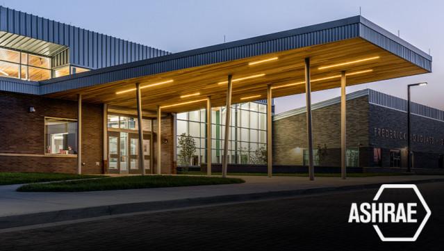 Frederick Douglass High School wins ASHRAE National Technology Award