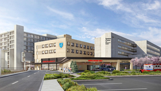 Mass General Brigham Salem Hospital Featured in High Profile Monthly's June Healthcare Facilities Issue