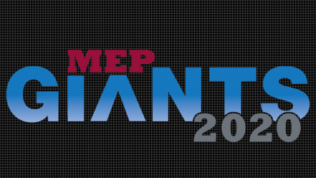 Consulting-Specifying Engineer Magazine Unveils 2020 MEP Giants List