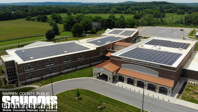 Achieving the First ESCO-Funded Zero Energy Project