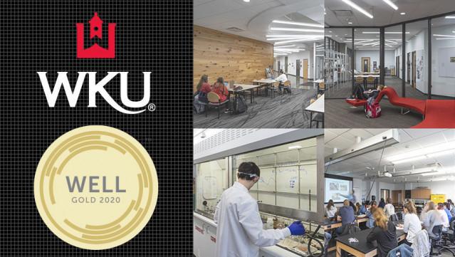 Ogden College Hall Receives WELL v2 Gold Certification